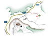 Cartina Ghirlanda
